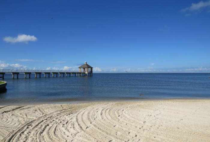 lake pontchartrain beach