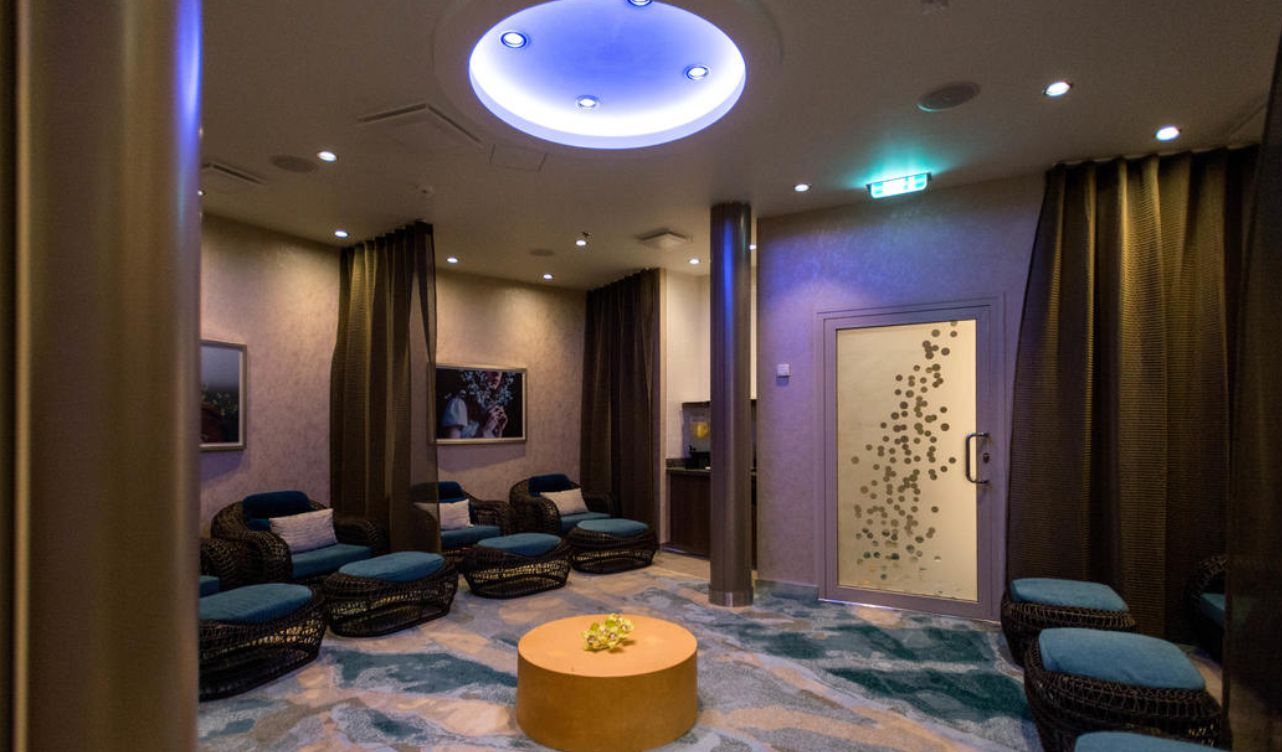 Vitality at Sea Spa