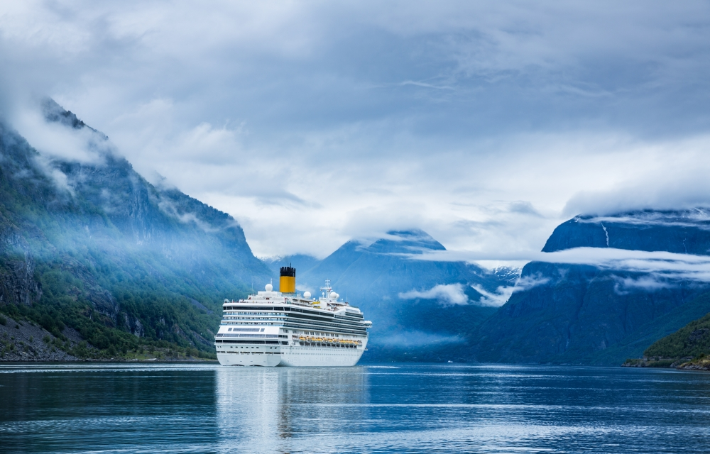 bigstock-Cruise-Ship-Cruise-Liners-On--106788644