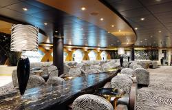 MSC Poesia - MSC Cruises - The Zebra Bar