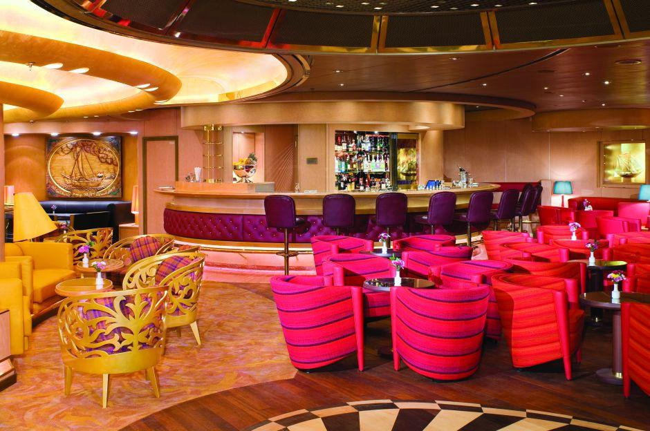 MS Noordam - Holland America Line - The Ocean Bar