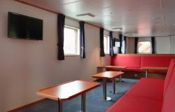 Ortelius - Oceanwide Expeditions - Bar Observation Lounge na lodi