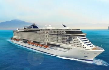 MSC Seaside - MSC Cruises