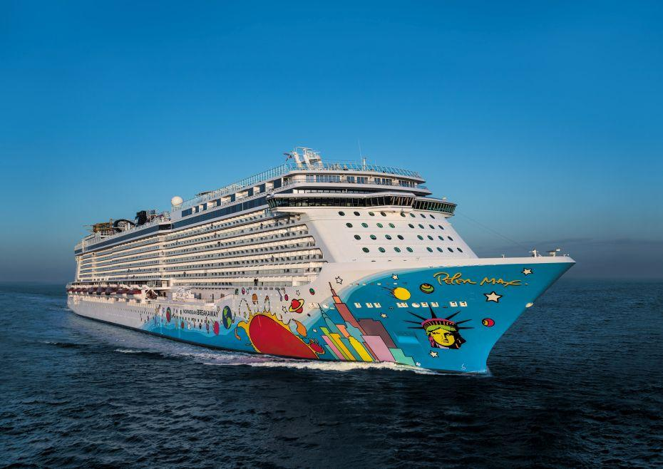 Norwegian Breakaway - Norwegian Cruise Lines