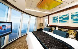 Norwegian Epic - Norwegian Cruise Lines - The Haven Suite kajuta s luxusním výhledem ven