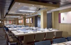 Norwegian Epic - Norwegian Cruise Lines - Teppanyaki Restaurant