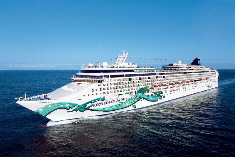 Norwegian Jade - Norwegian Cruise Lines