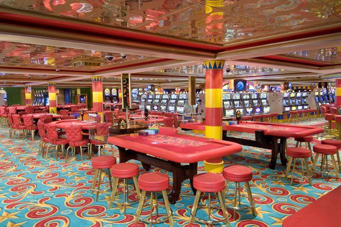 Norwegian Jewel - Norwegian Cruise Lines - casino na lodi