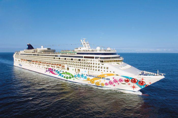 Norwegian Pearl - Norwegian Cruise Lines