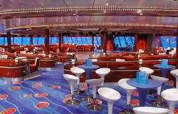 Norwegian Pearl - Norwegian Cruise Lines - Spinnaker Lounge