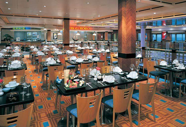 Norwegian Star - Norwegian Cruise Lines - Ginza Asian Restaurant