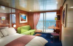 Norwegian Star - Norwegian Cruise Lines - Suite kajuta s terasou