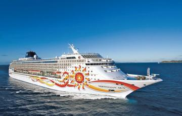 Norwegian Sun - Norwegian Cruise Lines