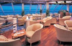 Norwegian Sun - Norwegian Cruise Lines - Observation Lounge
