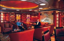 Adventure of the Seas - Royal Caribbean International - bar na lodi