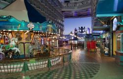 Allure of the Seas - Royal Caribbean International - kolotoč