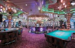 Enchantment of the Seas - Royal Caribbean International - casino