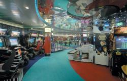 Explorer of the Seas - Royal Caribbean International - herna na lodi