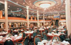 Grandeur of the Seas - Royal Caribbean International - hlavní jídelna