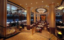 Serenade of the Seas - Royal Caribbean International - hlavní restaurace na lodi
