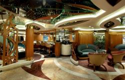 Vision of the Seas - Royal Caribbean International - luxusní interiér lodi