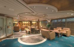 Vision of the Seas - Royal Caribbean International - knihovna na lodi